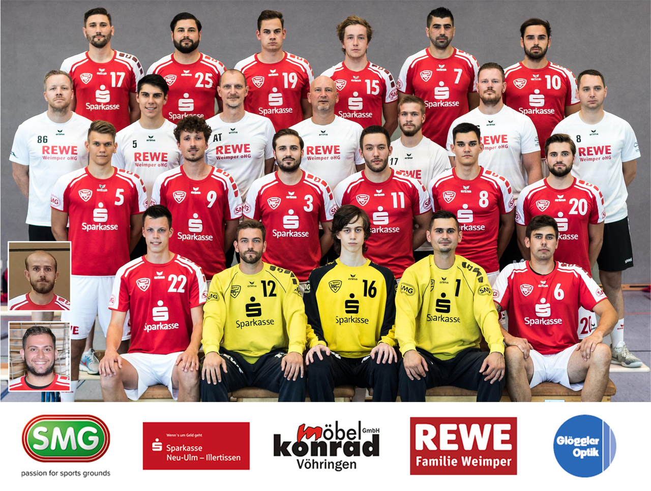 M1 in der Saison 2019/2020